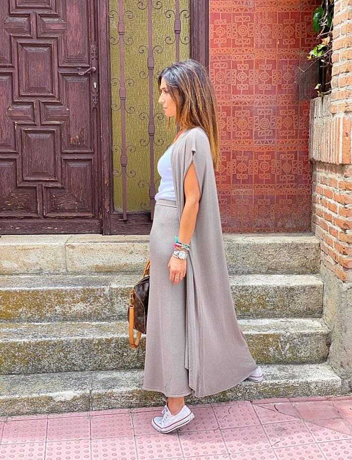 Conjunto punto Roma camel